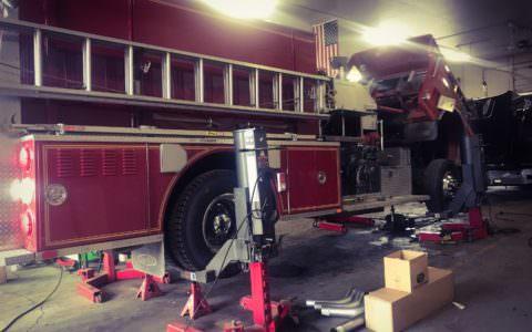 Fire Truck Fleet Repair/Service